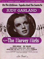 judy garland sheet music