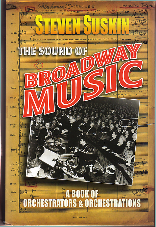steven suskin the sound of broadway music