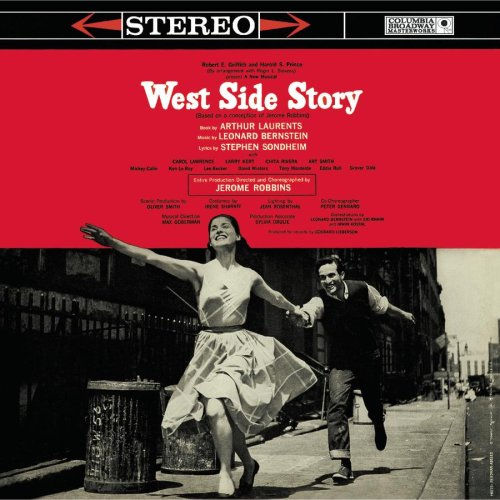 west side story original cast album
