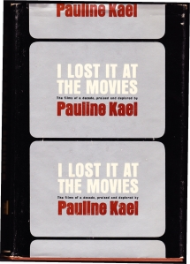 I Lost It at the Movie First Edition Book Cover